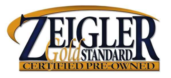 Zeigler Gold Standard Certified Pre-owned